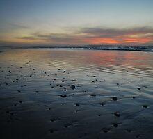 Beach Sunset by DanielTMiller