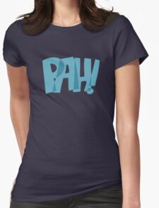 PAH! Womens Fitted T-Shirt