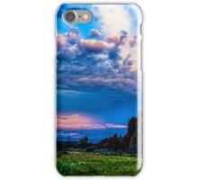 Smith Rock Sunrise iPhone Case/Skin