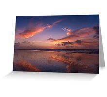 Reflections of Serenity Greeting Card