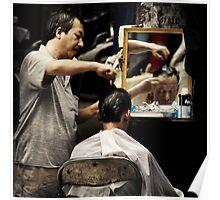 The Barber (of Hanoi) #0201 Poster