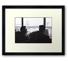 12 Days - Day 1 Framed Print