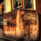 Ice Cold Coke by Terence Russell