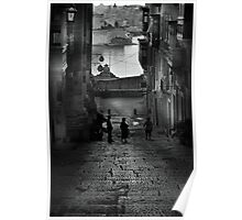 Valletta City Poster