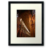 Ely Cathedral Framed Print