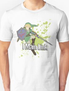 I Main Link - Super Smash Bros. T-Shirt