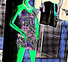 Green With Envy by Susan Werby