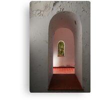 Villavicencio Chapel Canvas Print