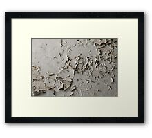 Chapel abstract Framed Print