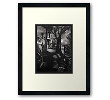 Hayes Street Framed Print