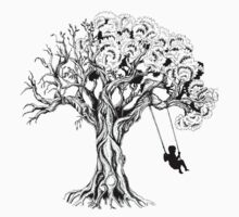 Tree Swing (Child's Play) Kids Clothes