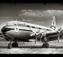 Flying Dutchman  by Lebogang Manganye