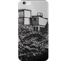 View from Alamo Square iPhone Case/Skin