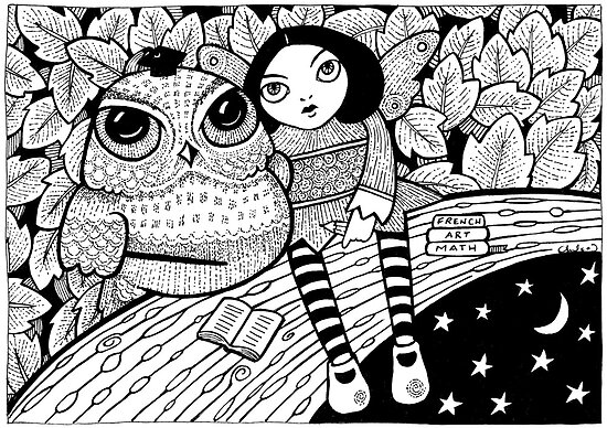 Woodland Wisdom by Anita Inverarity