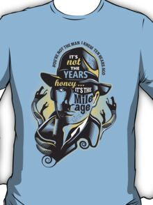 Indy's Mileage T-Shirt