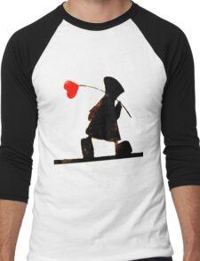 Keep Searching Men's Baseball ¾ T-Shirt