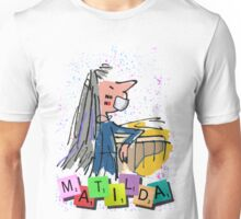 No Hate - Matilda the Musical Unisex T-Shirt