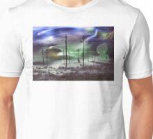 Alien Returns to Roswell Unisex T-Shirt