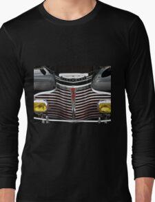 1941 CHEVROLET GRILL Long Sleeve T-Shirt