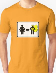 Change Room (Female) Girly Fit Optimised Unisex T-Shirt