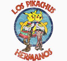 Los Pikachus Hermanos (Distressed Version) T-Shirt