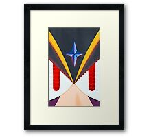 Bass: Fighting Spirit Framed Print