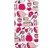 MEAT iPhone Case/Skin