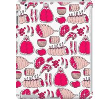 MEAT iPad Case/Skin