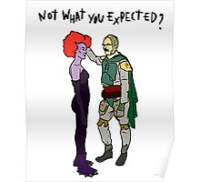 boba fett Not What You Expected? Poster