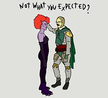boba fett Not What You Expected? Unisex T-Shirt