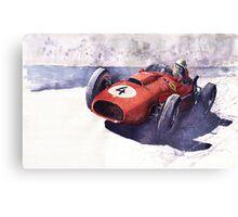 Ferrari 246 Mike Howthorn 1958 Canvas Print