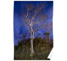Ghost Gum by Night Poster