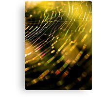 All that glisters is not gold Canvas Print