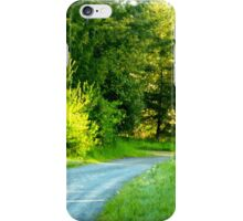 Early Morning Sun Glow On Ram Hill iPhone Case/Skin