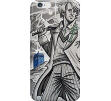 The Fifth Doctor  iPhone Case/Skin