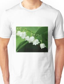 Lily of the valley for grandma Unisex T-Shirt
