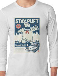 Stay Puft Marshmallow Man Long Sleeve T-Shirt