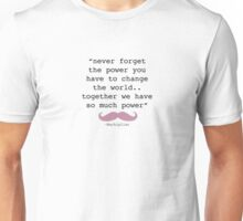 Never Forget Markiplier Quote Unisex T-Shirt