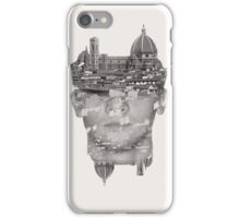head in the clouds multiple exposure iPhone Case/Skin