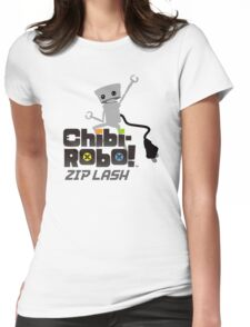 Chibi-Robo : Zip Lash Womens Fitted T-Shirt