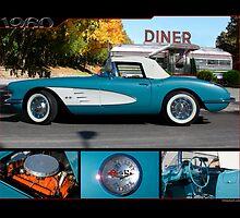 1960 Corvette by 454autoart