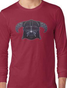 Darth-Dovahkiin Long Sleeve T-Shirt