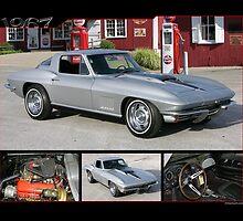 1967 Corvette by 454autoart
