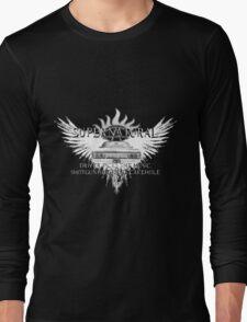 Supernatural driver picks the music 2QAW Long Sleeve T-Shirt