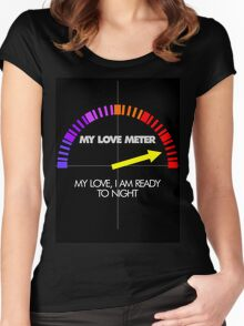 My Love Women's Fitted Scoop T-Shirt