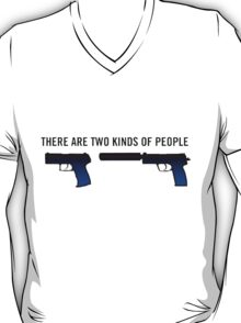 There Are Two Kinds Of People In Cs:Go T-Shirt