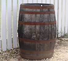 Water Barrel by Cassy Randle