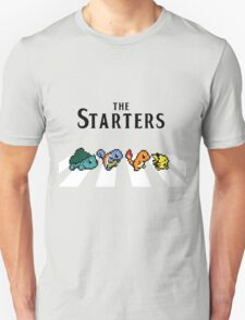 pokemon the starter T-Shirt