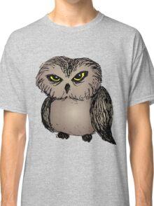 Cranky owl Classic T-Shirt