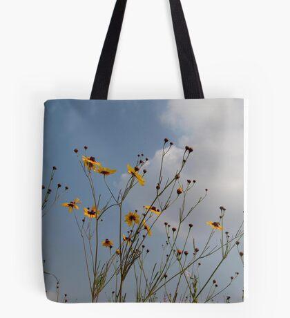 Wild Coreopsis Tote Bag